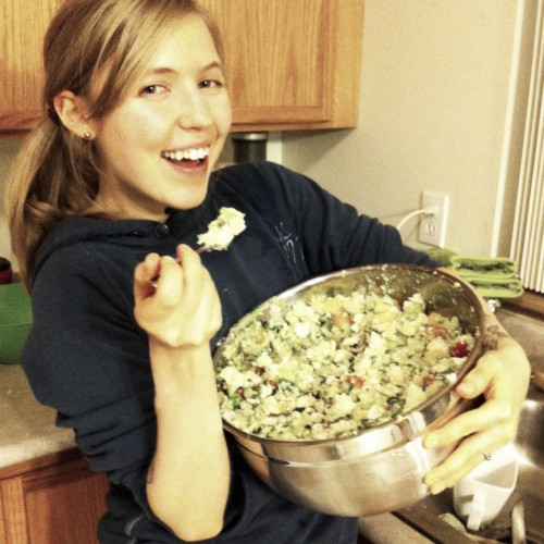 Massive Salad
