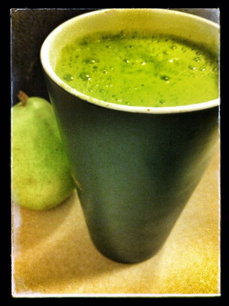 Green Juice %22Pearfection%22
