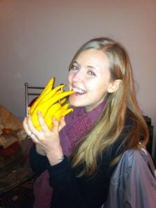 Rande eats Buddha