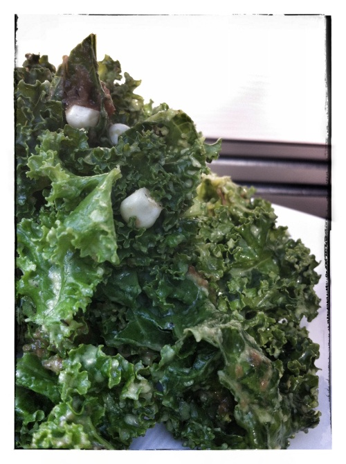 The Simplest Kale Salad of All Time