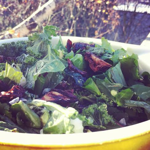 Flavor Bomb Salad