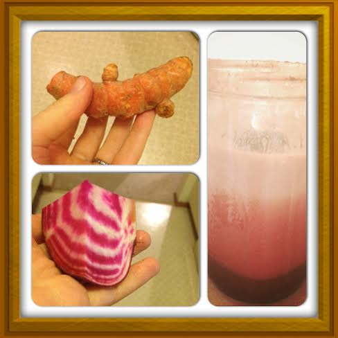 Anti-Inflammatory Pink Love Juice