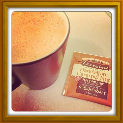 Caramel Nut Carrot %22Coffee%22