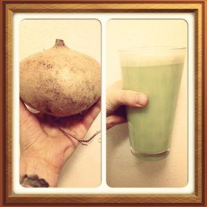 Jicama Surprise Juice
