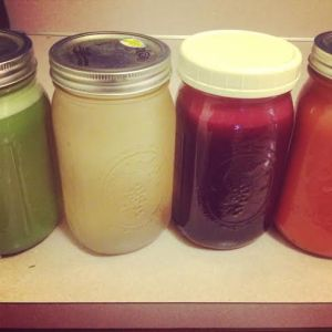 Rainbow Juices