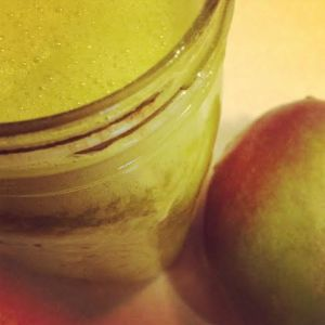Spicy Mango Green Juice